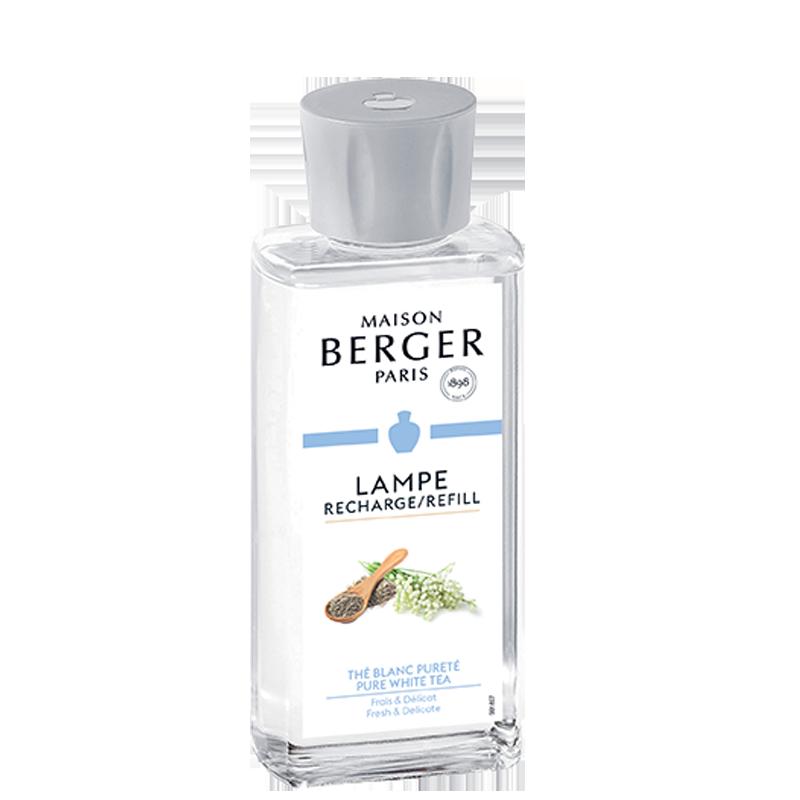 Lampe Berger Huisparfum Thé Blanc Pureté 180ml